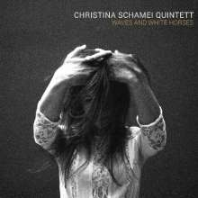 Christina Schamei: Waves And White Horses, CD