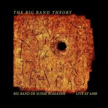 Big Band De Suisse Romande: The Big Band Theory, CD