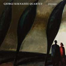 Giorgi Kiknadze: Paysage, CD