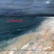 """Claude Debussy (1862-1918): Werke """"Debussy..."""", CD"""
