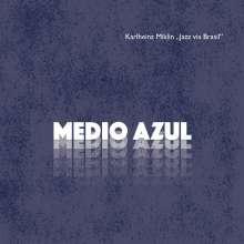 Karlheinz Miklin (1946-2019): Medio Azul, CD