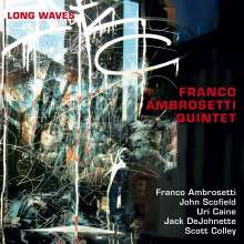 Franco Ambrosetti (geb. 1941): Long Waves, CD