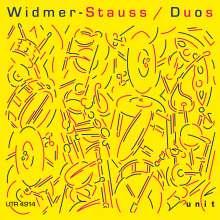 Widmer-Stauss: Duos-Digi-, CD