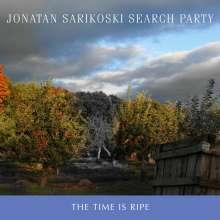 Jonatan Sarikoski: Time Is Ripe, CD