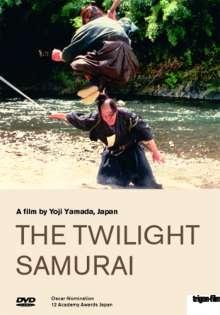 The Twilight Samurai (OmU), DVD
