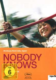 Nobody Knows (OmU), DVD
