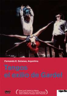 Tangos - el exilio de Gardel (OmU), DVD