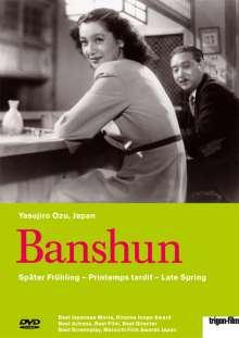 Banshun - Später Frühling (OmU), DVD