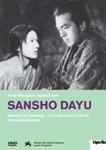 Sansho dayu - Ein Leben ohne Freiheit (OmU), DVD