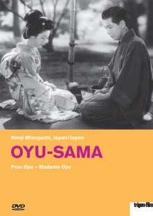 Oyu-sama - Frau Oyu, DVD