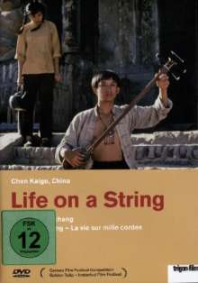 Life on a String - Die Weissagung (OmU), DVD