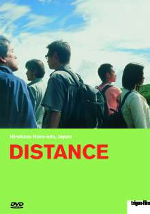 Distance (OmU), DVD