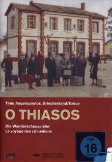O Thiasos - Der Wanderschauspieler (OmU), 2 DVDs