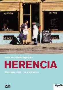 Herencia (OmU), DVD
