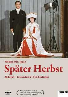 Später Herbst (OmU), DVD