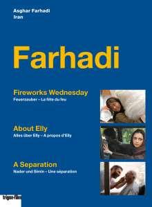Asghar Farhadi - Box (OmU), 3 DVDs