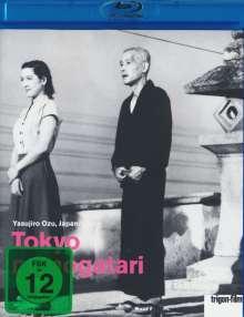 Tokyo monogatari - Reise nach Tokyo (OmU) (Blu-ray), Blu-ray Disc
