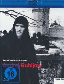 Andrej Rubljow (OmU) (Blu-ray), Blu-ray Disc