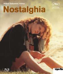 Nostalghia (OmU) (Blu-ray), Blu-ray Disc