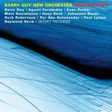 Barry Guy (geb. 1947): Oort-Entropy, CD