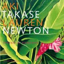 Aki Takase & Lauren Newton: Spring In Bangkok, CD