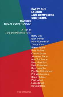 Barry Guy (geb. 1947): Harmos (Live), DVD