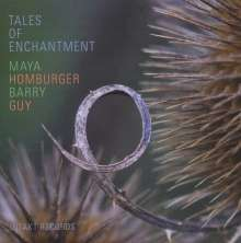 Maya Homburger & Barry Guy: Tales Of Enchantment, CD