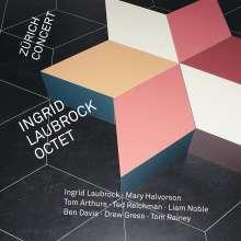 Ingrid Laubrock (geb. 1970): Zürich Concert, CD