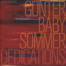 Günter Baby Sommer (geb. 1943): Dedications, CD