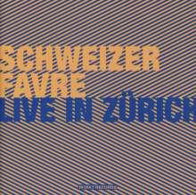 Irene Schweizer & Pierre Favre: Live In Zürich 2013, CD