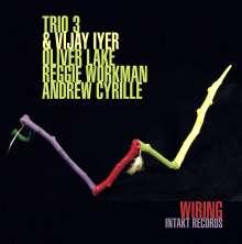 Trio 3 & Vijay Iyer: Wiring, CD