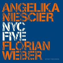 Angelika Niescier & Florian Weber: NYC Five, CD