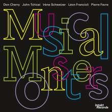Don Cherry & John Tchicai: Musical Monsters, CD
