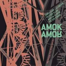 Eldh, Lillinger, Slavin & Evans: Amok Amor, CD