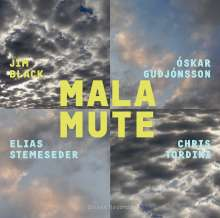 Jim Black (geb. 1967): Malamute, CD