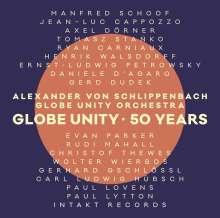 Alexander von Schlippenbach (geb. 1938): Globe Unity: 50 Years - Jazzfest Berlin 2016, CD