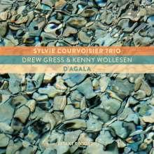 Sylvie Courvoisier (geb. 1968): D'Agala, CD