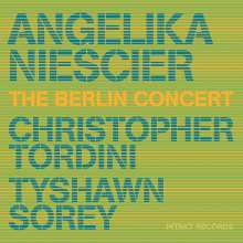 Angelika Niescier (geb. 1970): The Berlin Concert 2017, CD