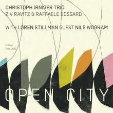 Christoph Irniger (geb. 1979): Open City, CD