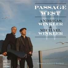 Andreas Winkler & Michael Winkler: Passage West, CD
