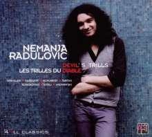 Nemanja Radulovic - Devil's Trills, CD