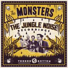 The Monsters: The Jungle Noise Recordings, LP