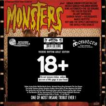 30 Years Anniversary Tribute Album For The Monsters, 2 LPs