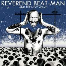 Reverend Beat-Man: Blues Trash, 1 LP und 1 CD