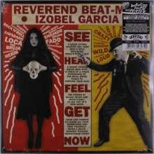 Reverend Beat-Man & Izobel Garcia: Baile Bruja Muerto, LP