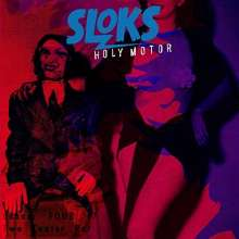 Sloks: Holy Motor, CD