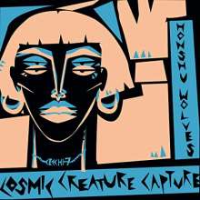 Honshu Wolves: Cosmic Creature Capture, CD