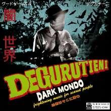 Degurutieni: Dark Mondo, CD