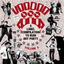 Voodoo Rhythm Compilation Volume 5 (Picture Disc), LP
