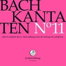 Johann Sebastian Bach (1685-1750): Bach-Kantaten-Edition der Bach-Stiftung St.Gallen - CD 11, CD